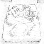 קווי מנחה לשינה משותפת בטוחה