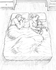 קווי מנחה לשינה משותפת
